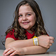 Help kids like Michelle with Sam's Club and Walmart!
